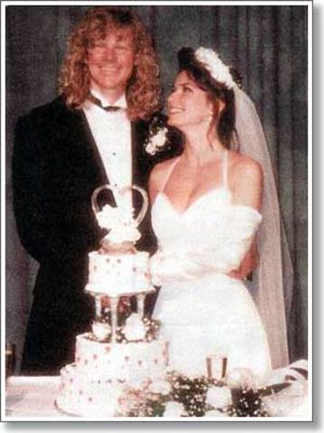 Shania's First Marriage