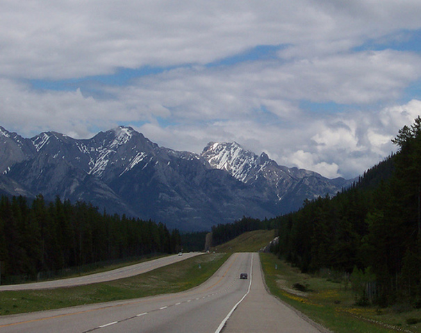 McCandless Begins His Alaska Journey