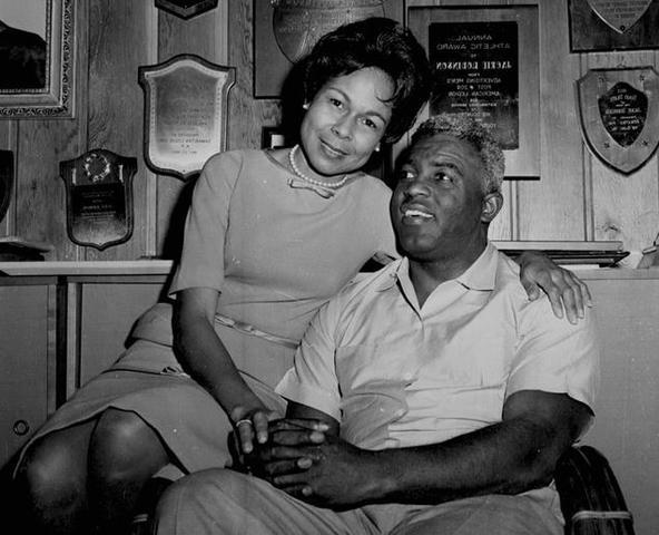 Jackie Robinson Foundation.