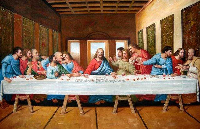 Art:The Last Supper