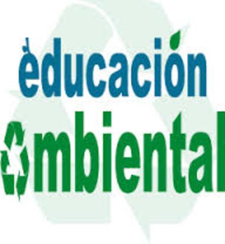 Primer concepto de Educación Ambiental