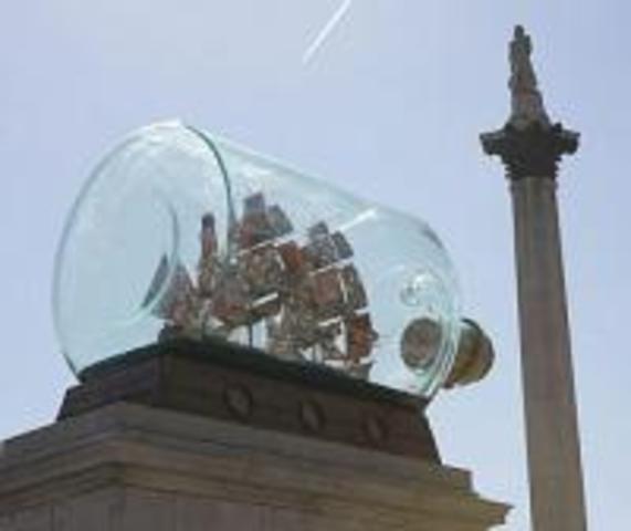 Monument voor multicultureel Londen van Youssef