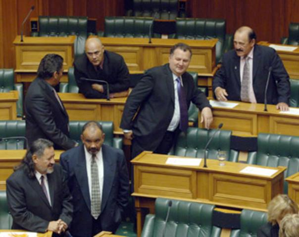 Maori in Parliament