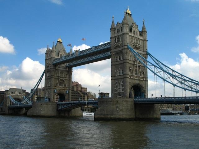 Tower Bridge van Asma