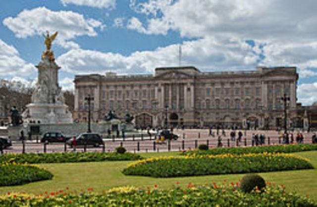 Buckingham Palace van Asma