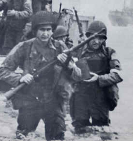 Allies invade North Africa (Operation Torch)