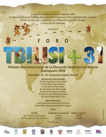 conferencia Intergubernamental de Educación Ambiental en Tbilisi, Rusia