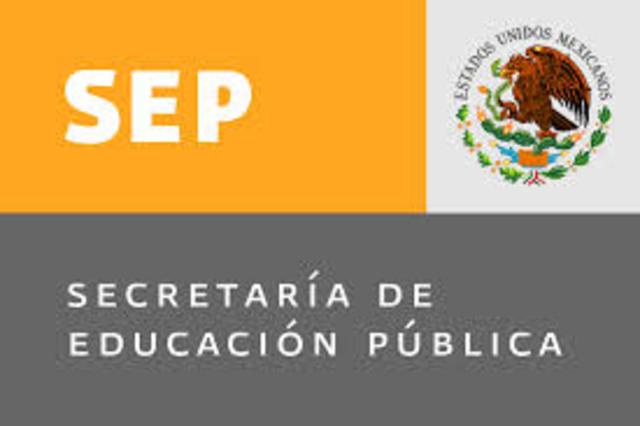 Decreto de instrucción a la Secretaría de Educación Pública en mexico