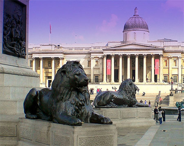 The National gallery van Yasmin