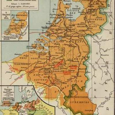 Geschiedenis van de multiculturele samenleving in Nederland timeline
