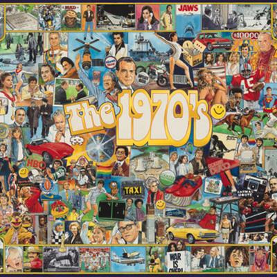 United States Timeline: 1970