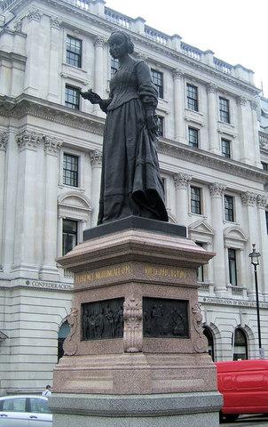 Florence Nightingale Monument