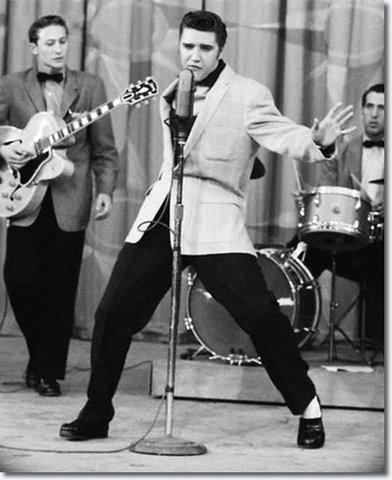 """Elvis Presley """"Hound Dog"""" released"""