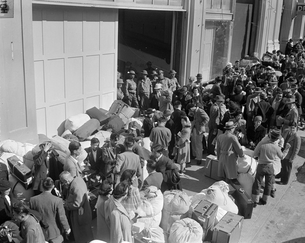 President Franklin D. Roosevelt Clears the Way for Japanese Internment