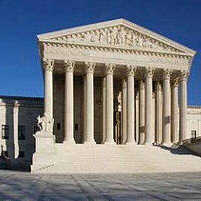 30 Most Influential Supreme Court Cases timeline