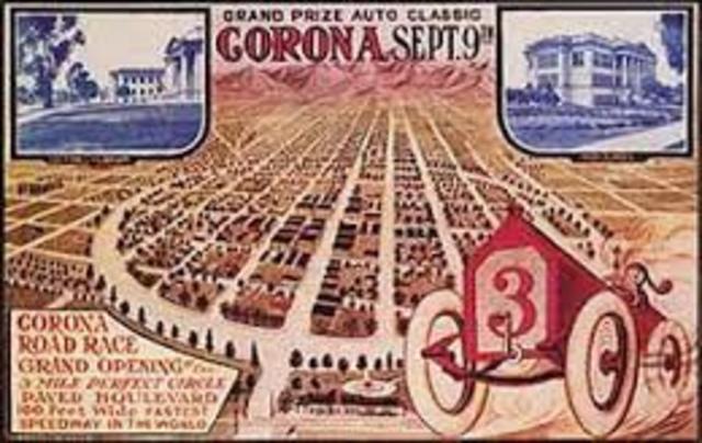 Founding of Corona