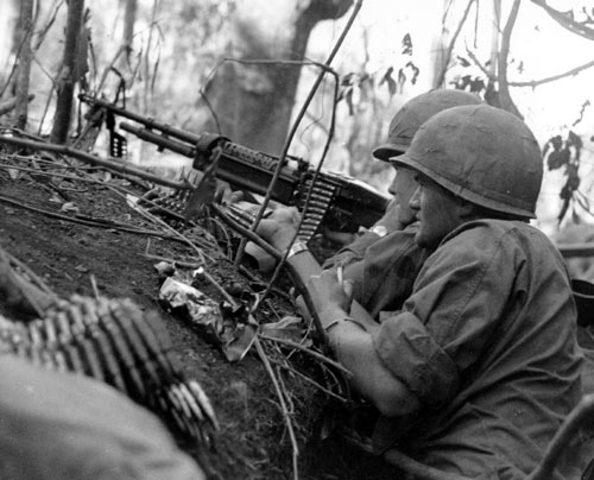 Vietcong units go into South Vietnam