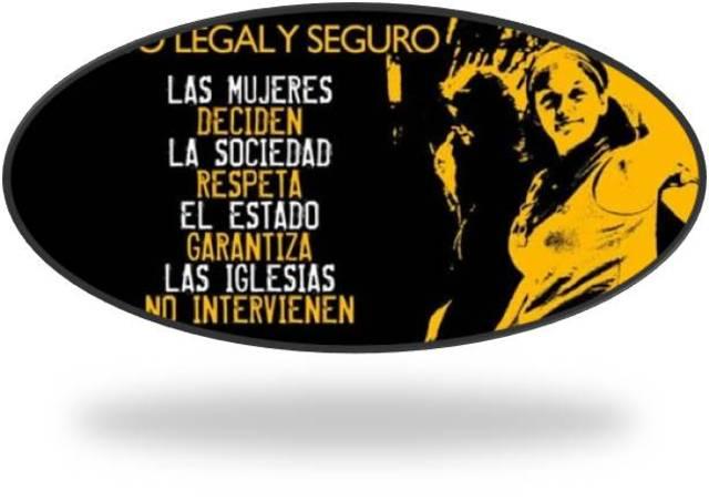 ABORTO LEGAL!!