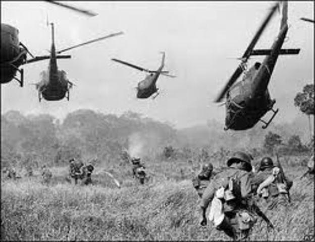 Vietcong mortars
