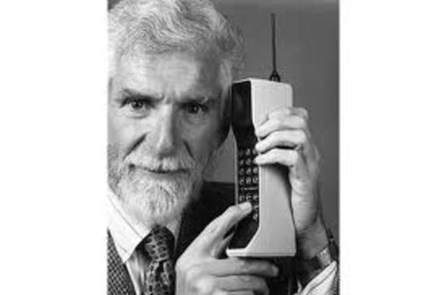 First Cell Phone Call