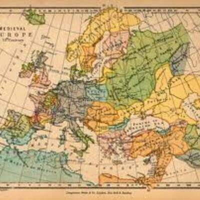 Key Events of Medieval Europe timeline
