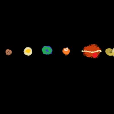 Exploring in Space timeline