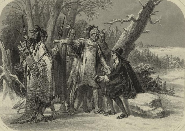 Founding Of Rhode Island