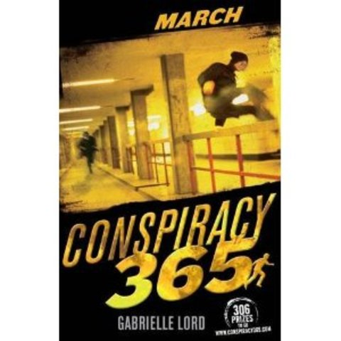 Conspiracy 365 March