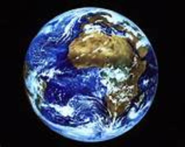 Earth's mutation form