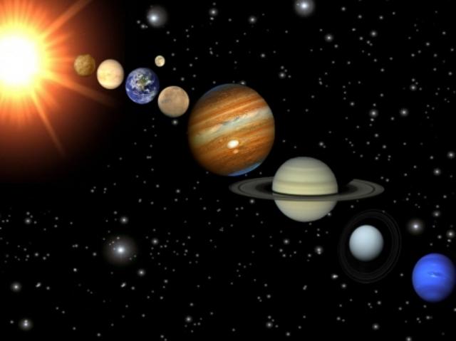 Earth/Solar system