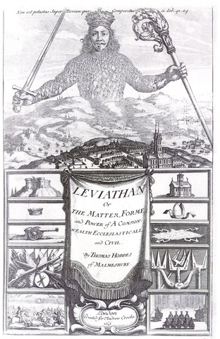Hobbes Publishes Leviathan.