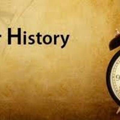 historyβ timeline