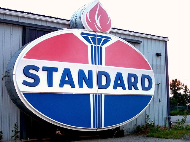 Standard Oil Company Trust formed