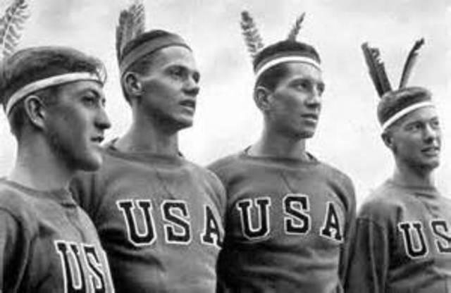 Primer campeon de los juegos olimpicos en esta modalidad