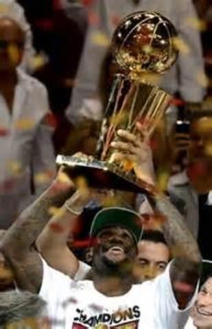 ACTUAL CAMPEON DE LA NBA