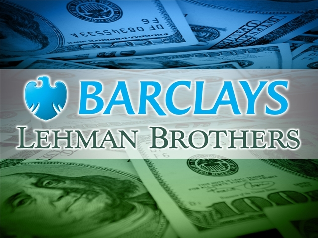 Barclays buys Lehman's North American banking division