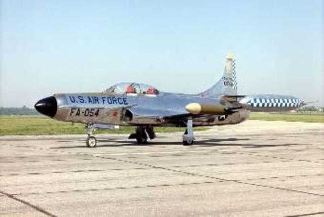LOCKHEED F-94CStarfire