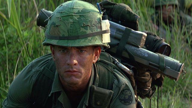 Forrest enters the Vietnam War