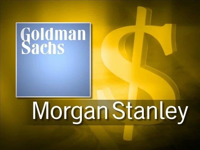 Morgan Stanly, Goldman Sachs now bank holding companies