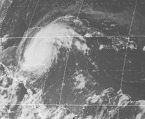 Date Hurricane Carmen struck Louisiana