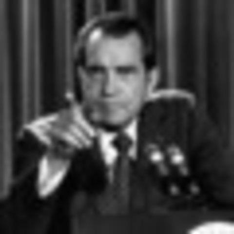 Richard Nixon/ Watergate Scandal