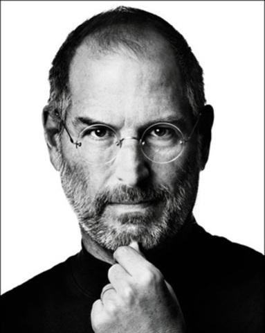 Befriending Steve Jobs