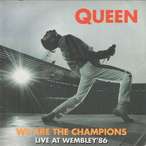 Song: Queen We Are The Champions