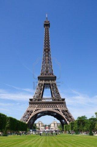 Archit: Eiffel Tower