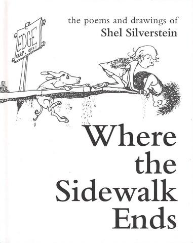 Poem: Where The Sidewalk Ends