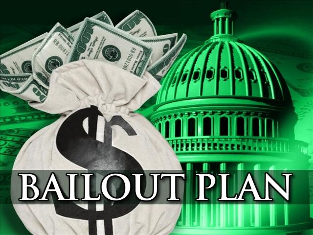 Bush meets with legislators to discuss bailout