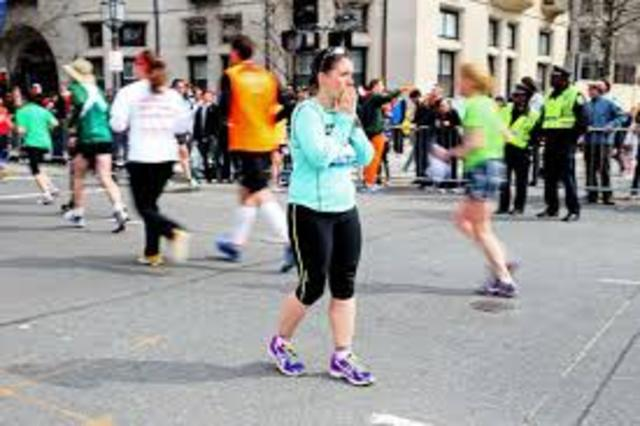 Poem: My poem on the Boston Marathon Bombing