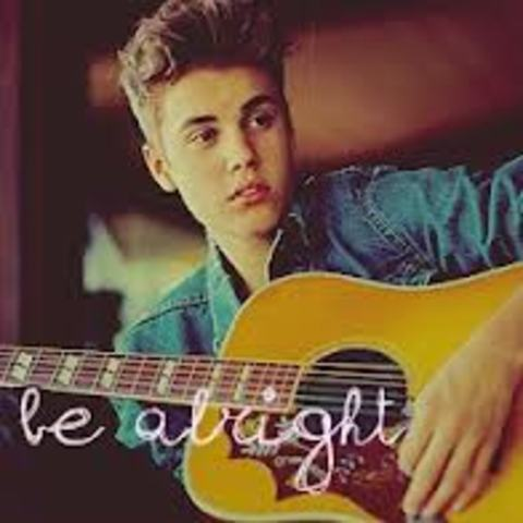 Song; Be Alright
