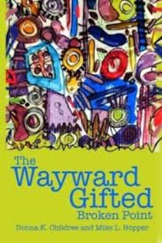 novel: wayward gifted- broken point