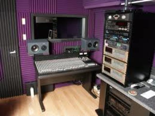 Location: Recording Studio